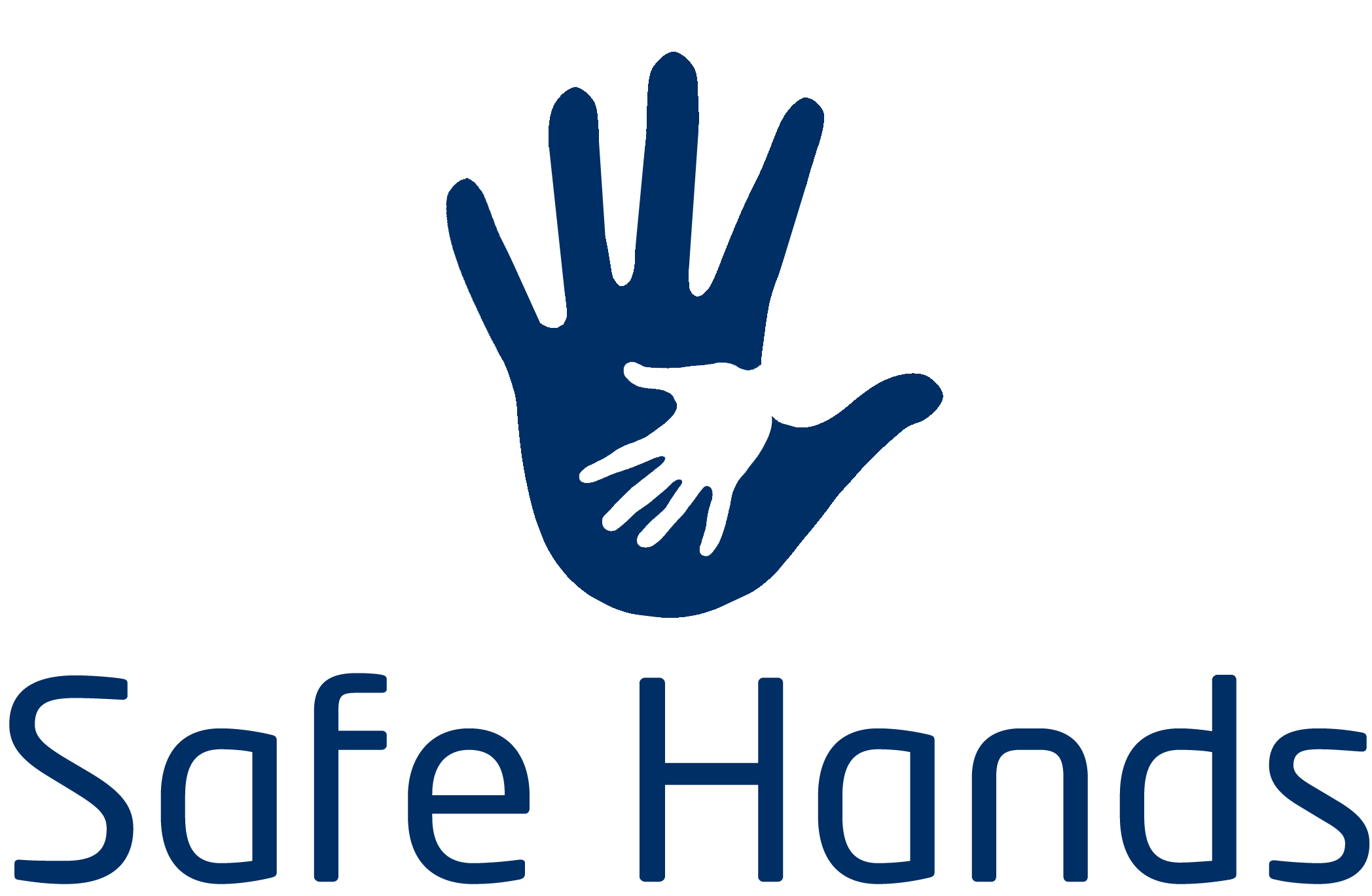 2019 Safe Hands Logo - Vertical